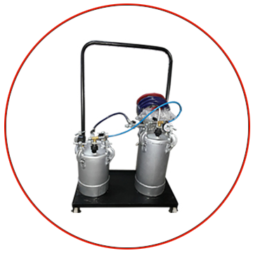 External Dispensing Spray Pump